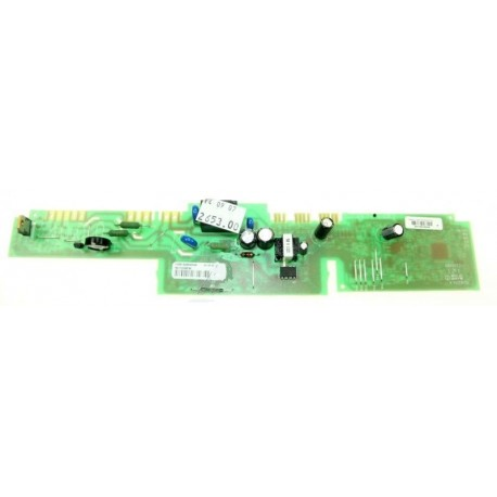 CARTE THERMOSTAT ELECTRONIQUE(NF-MEC 187)THR3 POUR REFRIGERATEUR INDESIT