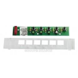 circuit imprime electronique commande