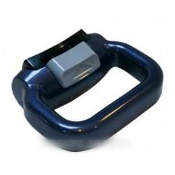 poignee rabattable bleue clipso control+