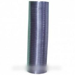 gaine alu flexible dia 154 mm long 1.50m