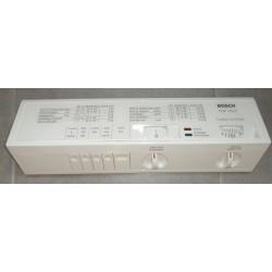 Tableau de commande complet pour lave linge BOSCH B/S/H