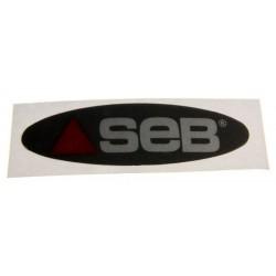 etiquette seb du boitier de commande pour autocuiseurs / cocotes minutes SEB