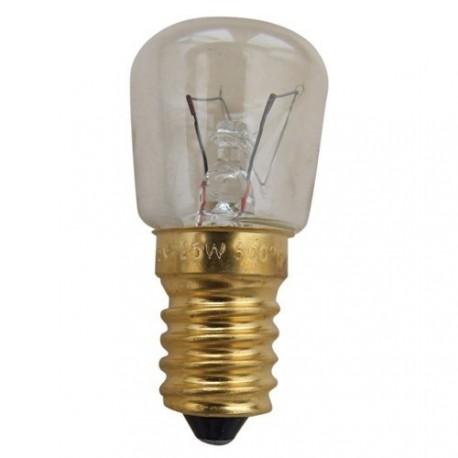 E14 LAMPE DE FOUR 25W-230V-300