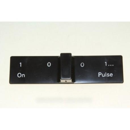 bouton de commande