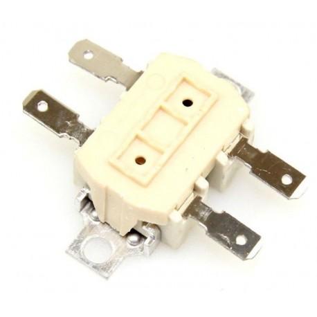 thermostat+fusile de central pour petit electromenager MOULINEX