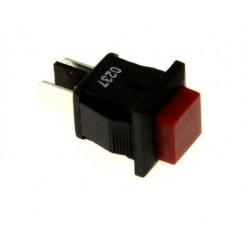 interrupteur poussoir pour petit electromenager DOMENA