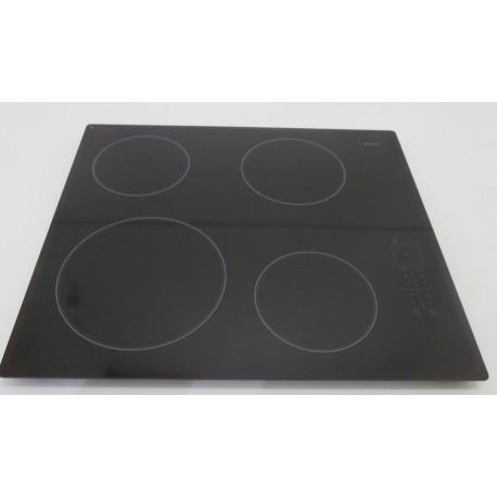 dessus vitro 60cm 4f pour table de cuisson BRANDT