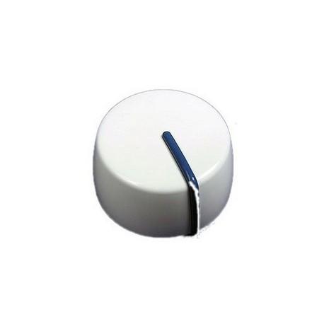 bouton de selection de programme blanc pour lave vaisselle WHIRLPOOL