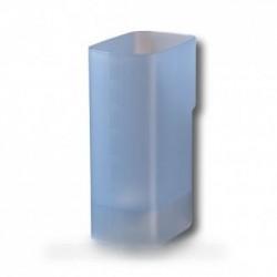 reservoir d'eau bleu