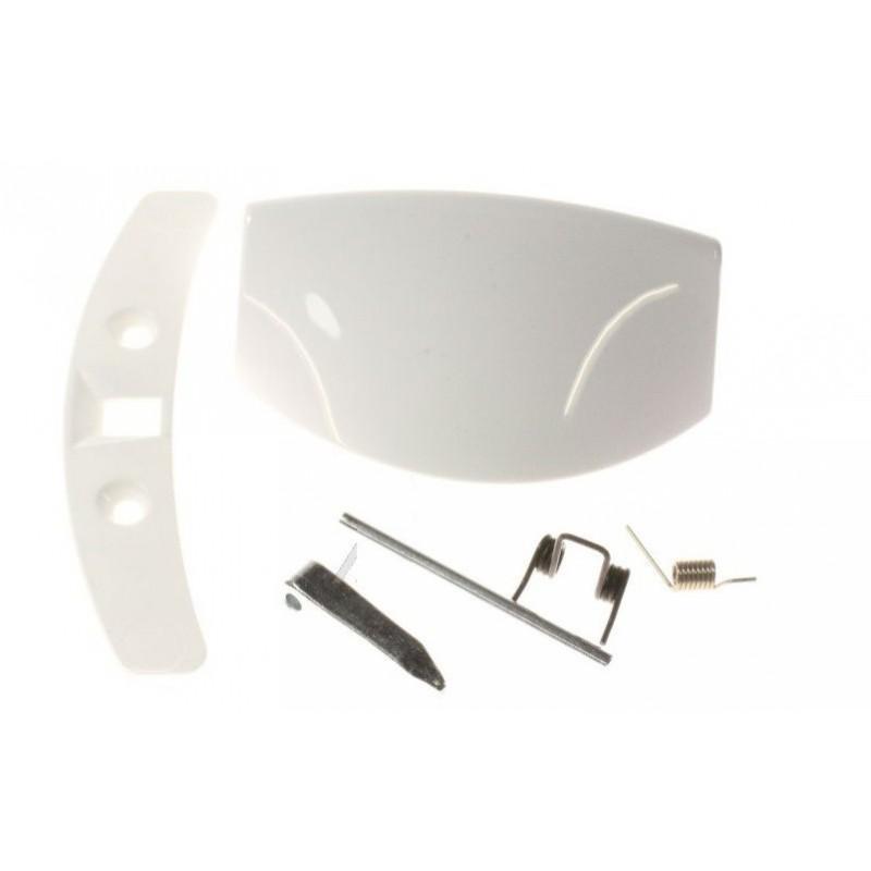 poignee de hublot 6482807 pour lave linge aeg 6482807 bvm. Black Bedroom Furniture Sets. Home Design Ideas