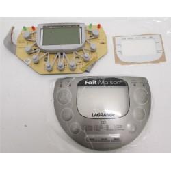 FACADE AVANT LCD POUR MACHINE A PAIN