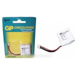 accumulateur 2.4 v 300 mah philips xalio