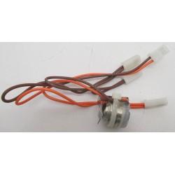 thermostat de degivrage brun et orange pour r