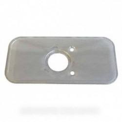 plaque filtre tamis