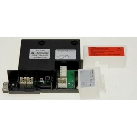 PLATINE ELECTRONIQUE CONNECTION BRIQUE COMPLET MES4 POUR REFRIGERATEUR DOMETIC