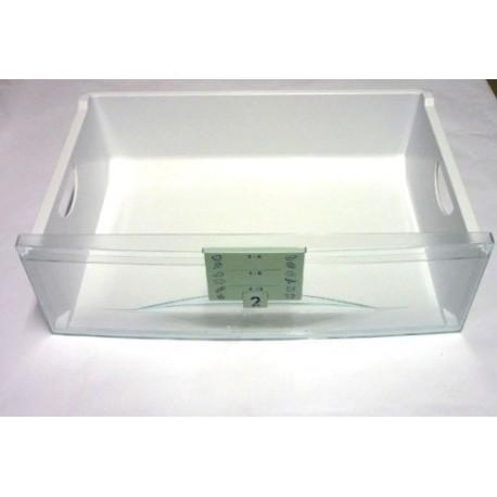 tiroir bac congelation du haut pour r