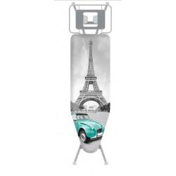 HOUSSE TABLE A REPASSER DESIGN PARIS 122 X 42 CM