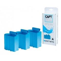 PACK 3 CASSETTES CAPT TYPE A EMC