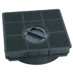 filtre charbon 40x208x214 MM pour hotte FAURE