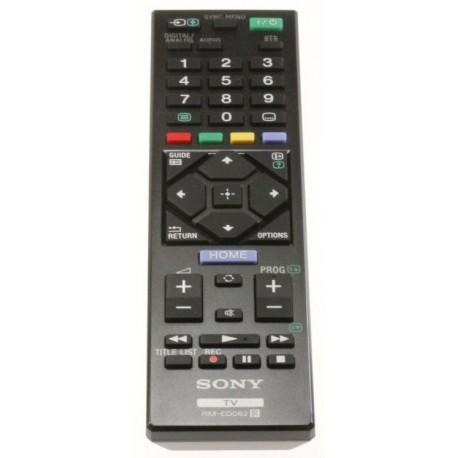 TELECOMMANDE RM-ED062 POUR TV DVD SAT SONY