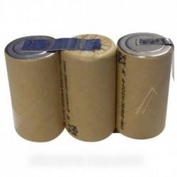 accu 3.6 v 2800 mah aspirateur de table