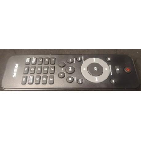 TELECOMMANDE POUR CHAINE HIFI PHILIPS