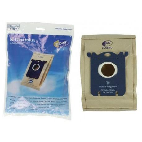 SACS E200 S-BAG CLASSIC (X5) POUR ASPIRATEUR ELECTROLUX