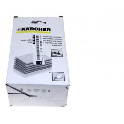 63693570 LOT DE 5 CHIFFONS KARCHER