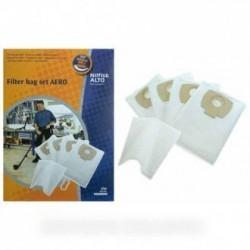 sachet de sacs polyester (x4) +filtre ae