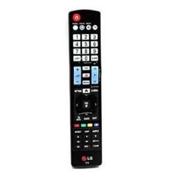 TELECOMMANDE POUR TELEVISEUR DVD ET SATELLITE LG