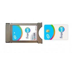MODULE PCMCIA FRANSAT HD POUR TELEVISEUR LG
