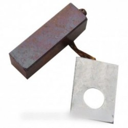 charbon axe tambour terre