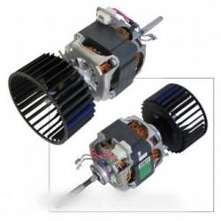 moteur + turbine air chaud