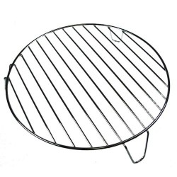 GRILLE ROTISSOIRE BASSE POUR MICRO ONDE WHIRLPOOL