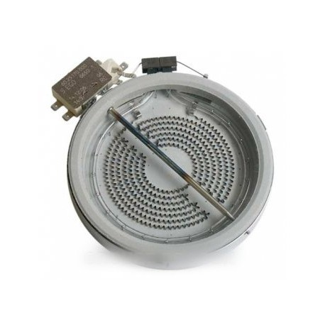 foyer halogene 1200 w