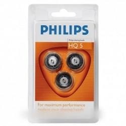 tetes de rasoir philips hq5 pack de 3