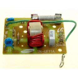 platine alimentation pour micro ondes SAMSUNG