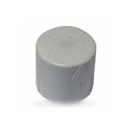 bouton poussoir blanc27