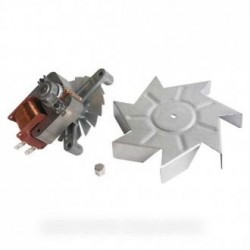 moteur electr.four ventil.220v/240v 25wa