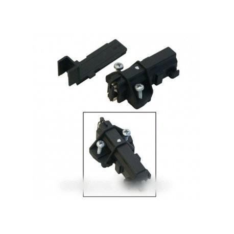charbon moteur x1 ceset 6170a pour lave linge ariston c00270734 c00270734 bvm. Black Bedroom Furniture Sets. Home Design Ideas