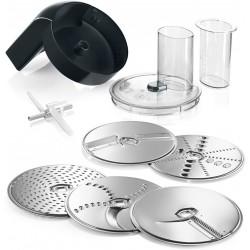 Kit d'accesoires VeggieLove MUZXLVL1 pour robot multifonctions Bosch