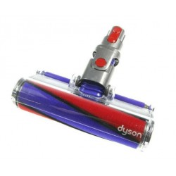 BROSSE/QR SOFT ROLLER CLEANERHEAD ASSY POUR ASPIRATEUR SV10 DYSON