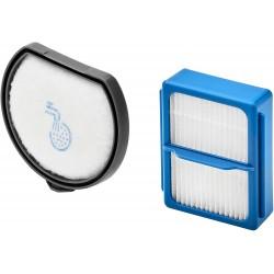 Kit filtration & entretien (1 filtre hygiène + 1 filtre moteur) pour aspirateurs QX9 AEG