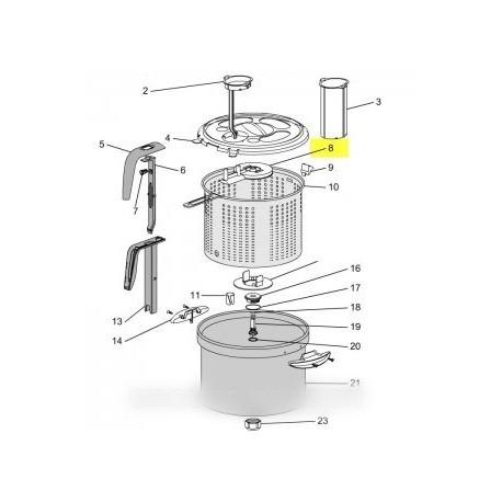 helice melangeur
