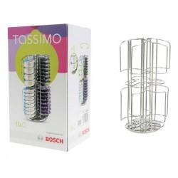 Support capsules rotatif pour 48 dosettes Tassimo Bosch