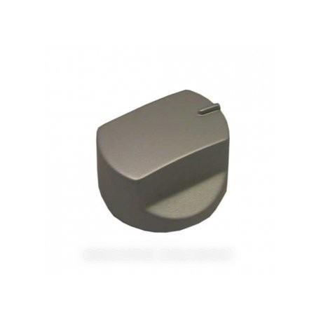 bouton bruleur gaz alu dia 6 mm