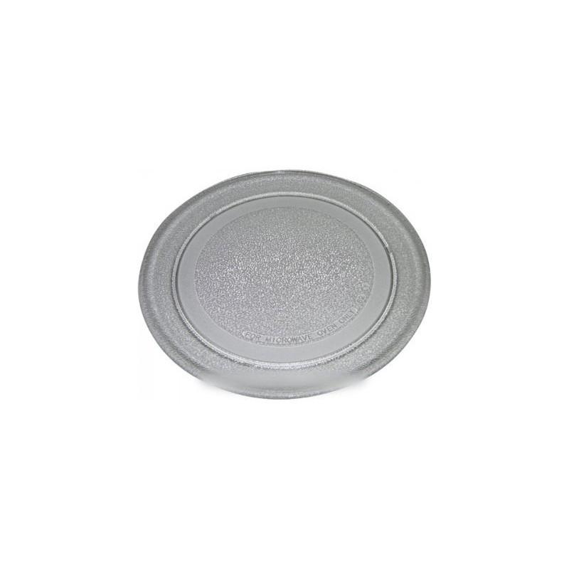 plateau tournant verre 245 m m pour micro ondes panasonic 7809938 7809938 bvm. Black Bedroom Furniture Sets. Home Design Ideas