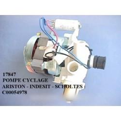 pompe de cyclage 220v - 75w