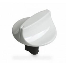 bouton de commande blanc