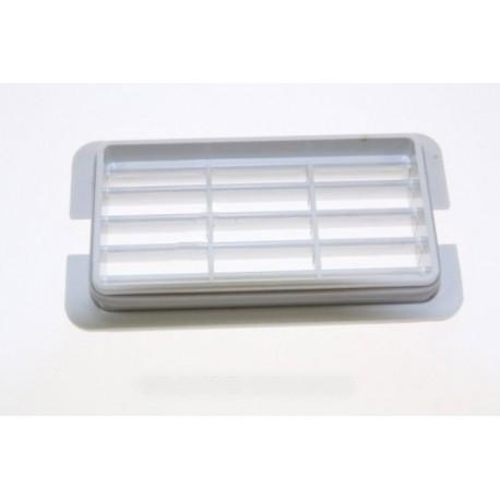 grille sortie condensation blanche